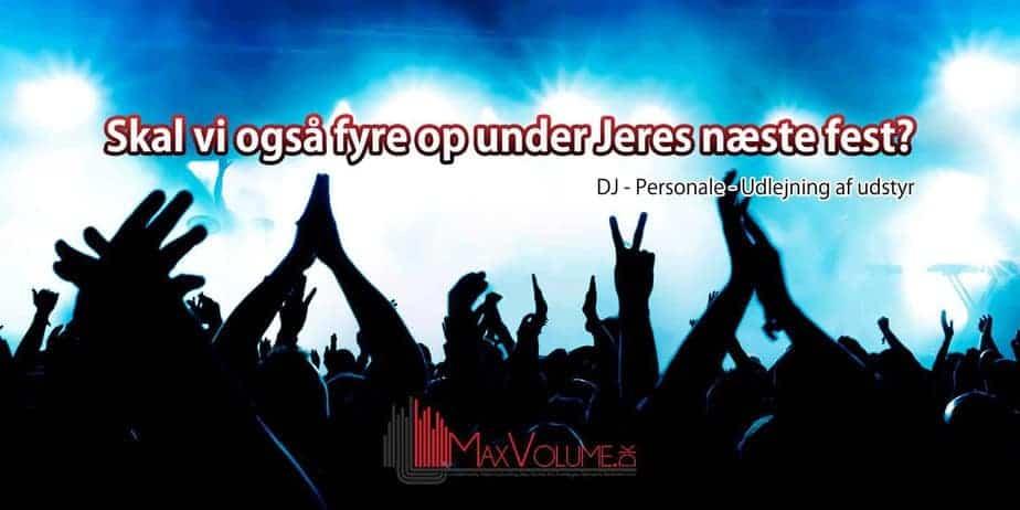 DJ til fest