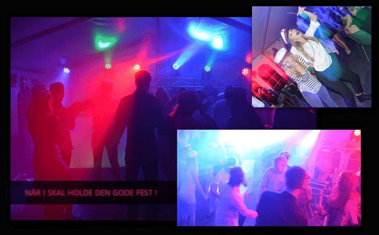 Maxvolume elevfest diskotek og mobildiskotek