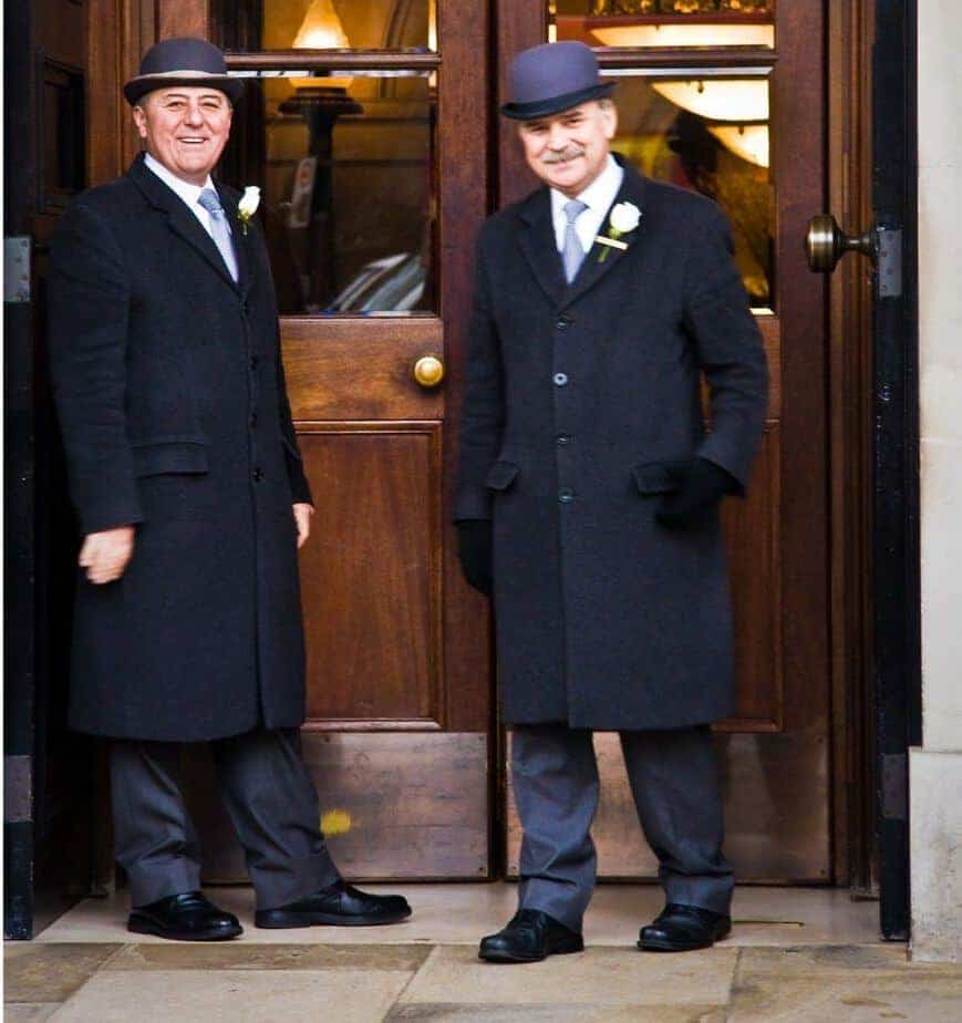 1200px Hotel Doormen in London