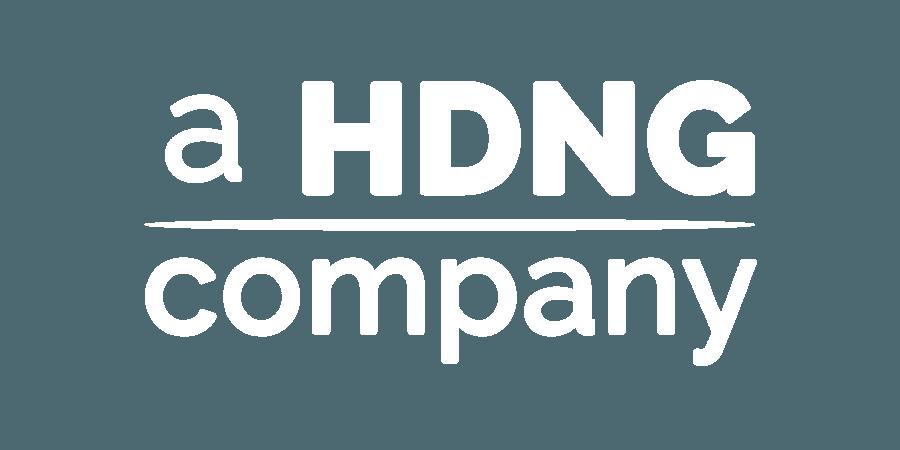 hvidt hdng logo